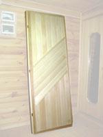 Дверь для бани Д4